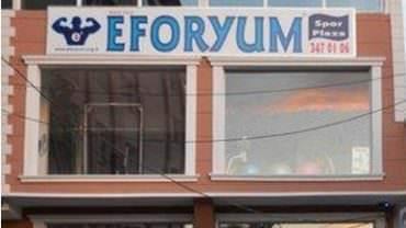 Eforyum Spor Plaza İzmir